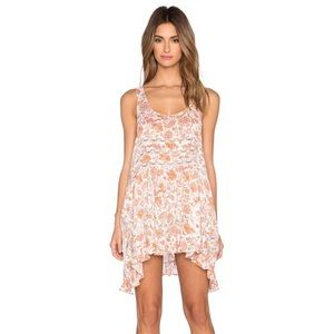 Free People Voile and Lace Slip Dress
